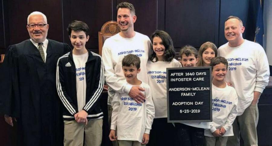 Familia Anderson-McLean