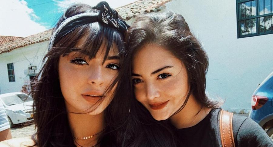 'Majo' y Yurii Vargas