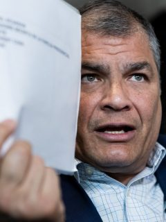 Rafael Correa