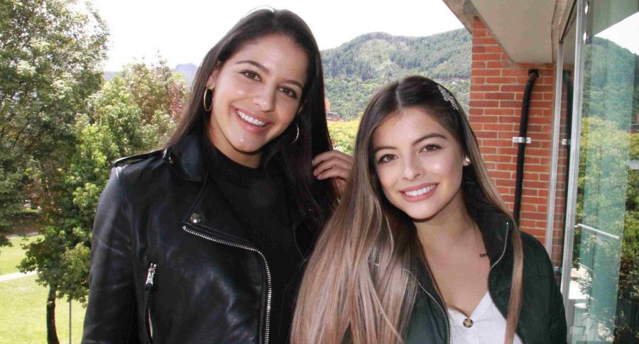 María y Daniela Legarda
