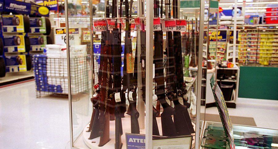 Armas en Walmart