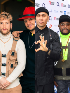 Piso 21 / Black Eyed Peas/ Greeicy Rendón / Maluma