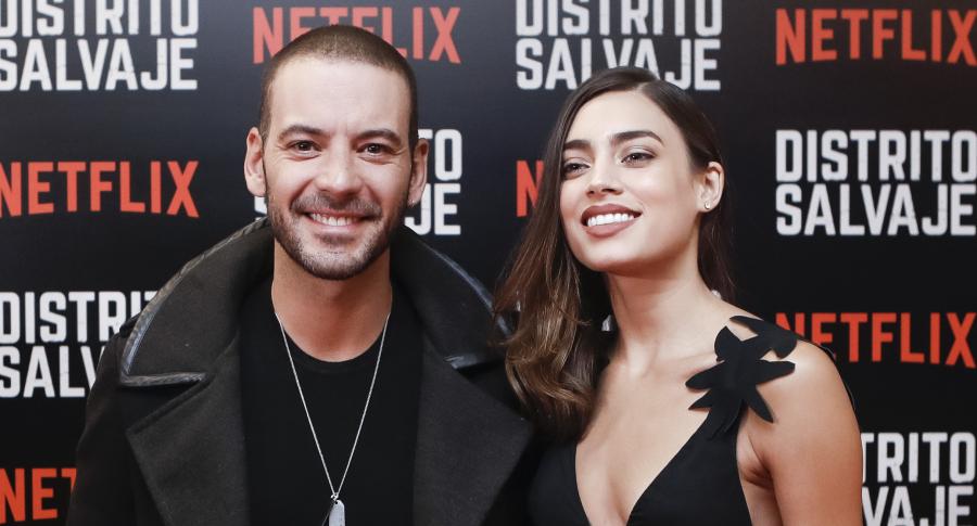 Diego Cadavid y Laura Archbold