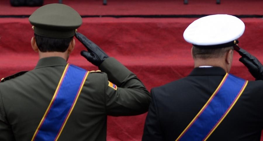 Generales del Ejército Nacional de Colombia