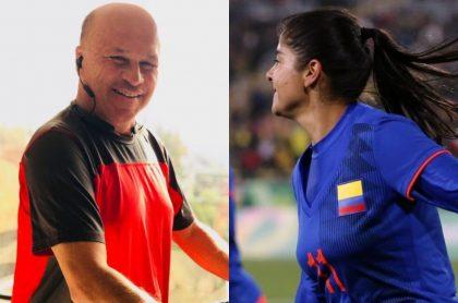 Carlos Antonio Vélez y Catalina Usme