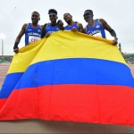 Atletismo Colombia