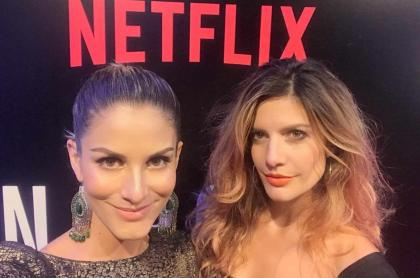 Natalia Jerez y Mabel Moreno