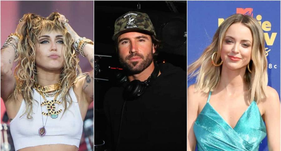 Miley Cyrus / Brody Jenner / Kaitlynn Carter