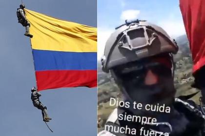 Militares muertos