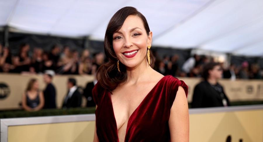 Carolina Gómez, exreina, actriz y presentadora.
