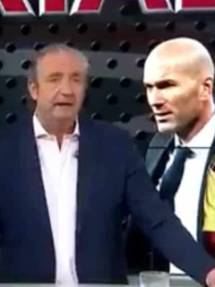 "Conductor de 'El Chiringuito' sale en férrea defensa de James: ""Zidane lo ha hundido"""