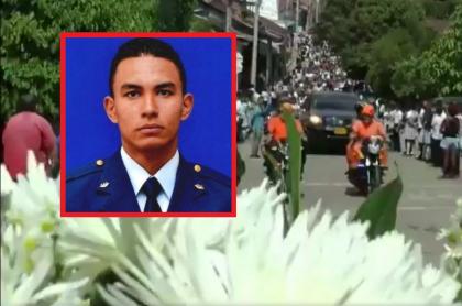 Reciben cuerpo de suboficial Sebastián Gamboa