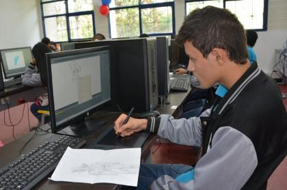 Estudiante del Sena