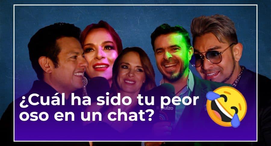 Amador Padilla, Mónica Hernández, Hendry Cardeño, Diego Camargo y Lessing Kerguelen