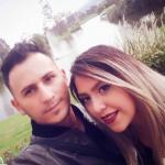 Richard Cardona y Charlotte Cobos