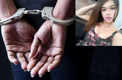 Arrestan a mujer transgénero.