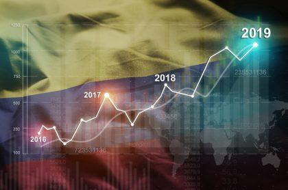 Crecimiento económico en Colombia