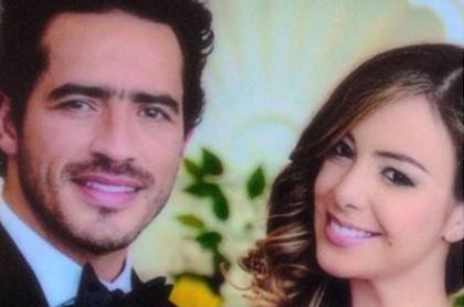 Pedro Palacio, actor, y Sandra Mazuera, presentadora.