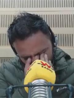 Vicky hizo llorar al imitador de Pipe Bueno (absuelto de homicidio) con dura pregunta