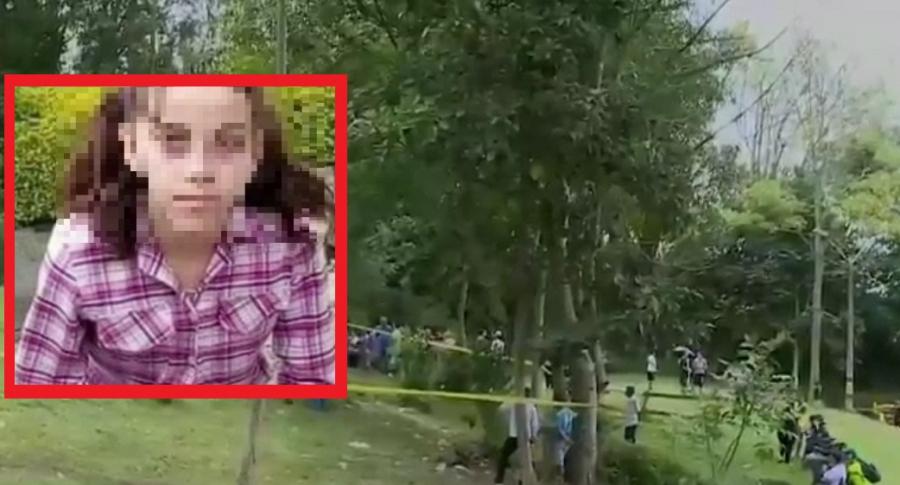 Sindy Johana Toro,niña asesinada en Medellín