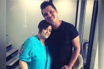Lucía Gómez y Hassam