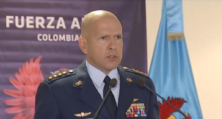 General Ramsés Rueda