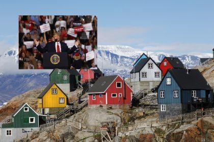 Groenlandia y Trump