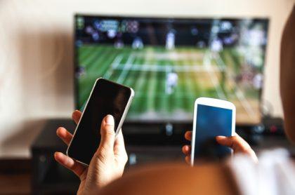Servicio de TV y telefonía