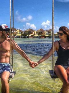 Respuesta de Lincoln Palomeque a crítica por mostrar a Carolina Cruz desnuda