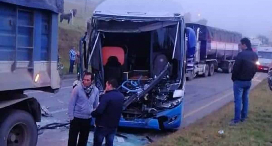 Accidente en Boyacá