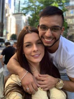 Danna Sultana y su novio trans ya están en tratamiento para tener un hijo biológico