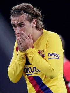 [Video] El golazo de chilena con el que Bilbao le ganó al Barcelona en liga española