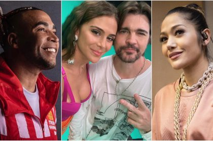 Don Omar, Greeicy y Farina