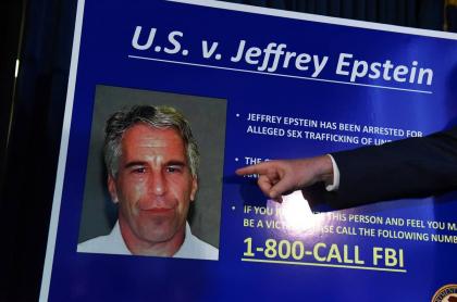 Acusación a Jeffrey Epstein