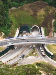 Estos son los 10 peajes más caros del país, liderados por el del nuevo Túnel de Oriente