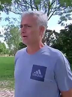 [Video] Las lágrimas de Mourinho en plena entrevista porque extraña el fútbol
