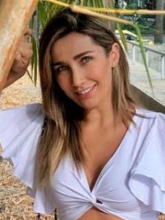 Se complica la salud de Adriana Betancur; tuvo que internarse en una clínica