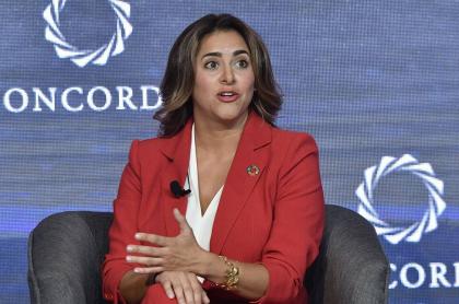 María Juliana Ruiz, primera dama de Colombia