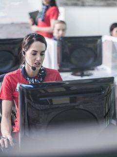 Call centers y empresas de tecnología emplean a más de 300.000 bogotanos