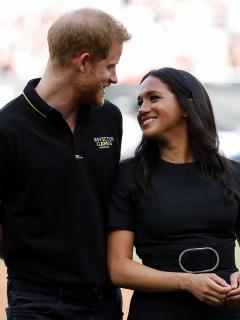 Por fuertes amenazas, famosos muestran apoyo hacia Meghan Markle y el príncipe Harry