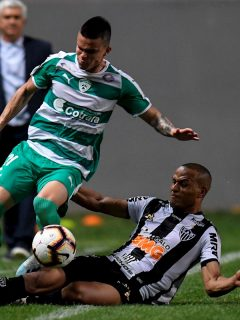 Equidad vs. Atlético Mineiro