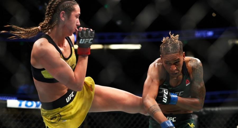 Sabina Mazo UFC
