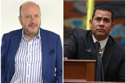 Julio Sánchez Cristo / Alejandro Carlos Chacón.