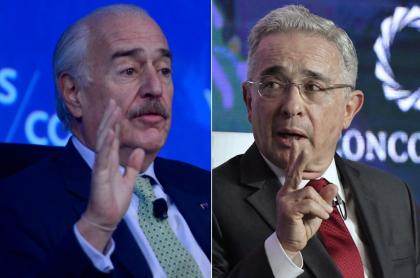 Pastrana y Uribe