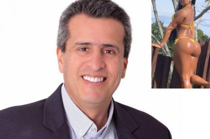 Senador Luis Fernando Velasco Chaves.