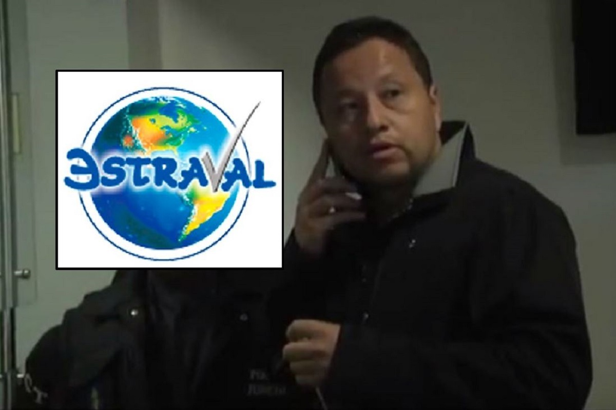 Cesar Mondragón, exdirectivo de Estraval