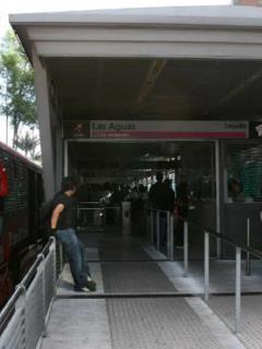 Estación de Transmilenio
