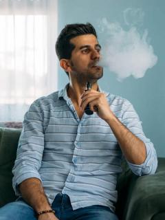 Registran primera muerte potencialmente asociada al uso de cigarrillos electrónicos