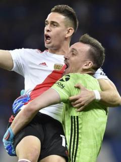 River, con Santos Borré, finalista de Libertadores; Boca no se pudo sacudir