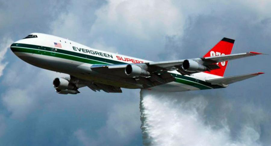 Boeing 747, de Global SuperTanker